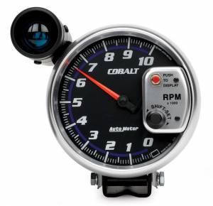 AUTO METER #6299 5in C/S Tach - 10000 RPM
