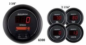 AUTO METER #6300 Digital 5-Gauge Kit - Sport Comp