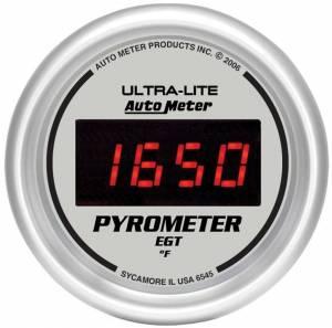 AUTO METER #6545 2-1/16in DG/S Pyrometer/ EGT Gauge