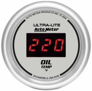 AUTO METER #6548 2-1/16in DG/S Oil Temp Gauge