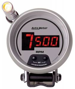 AUTO METER #6599 3-3/4in DG/S Mini Monster Tach