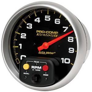AUTO METER #6801 5in Pro-Comp II Tach