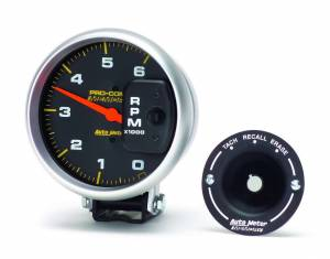 AUTO METER #6806 5in P/C Diesel Tach 6000 RPM