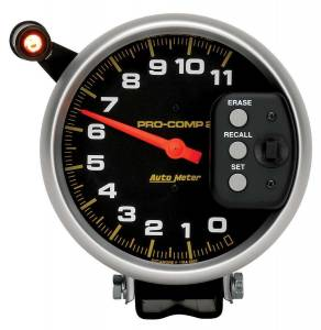 AUTO METER #6857 5in Pro-Comp Tach - 11000 RPM