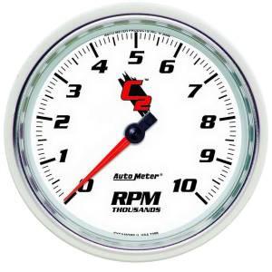 AUTO METER #7298 5in C2/S In-Dash Tach 10K RPM
