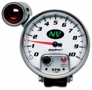 AUTO METER #7499 5in NV/S Shift Lite Tach