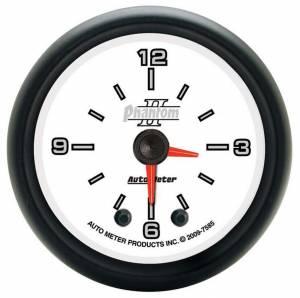 AUTO METER #7585 2-1/16 Phantom II Hi-Def Clock