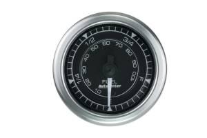AUTO METER #8110 Fuel Level Gauge 2-1/16 Chrono Series