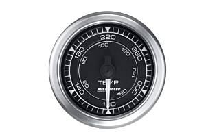 AUTO METER #8140 Temp Gauge 2-1/16 Chrono Series