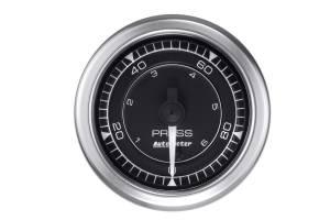 AUTO METER #8153 Pressure Gauge 2-1/16 Chrono Series