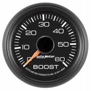 AUTO METER #8305 2-1/16 Boost Pressure Gauge - GM Diesel Truck