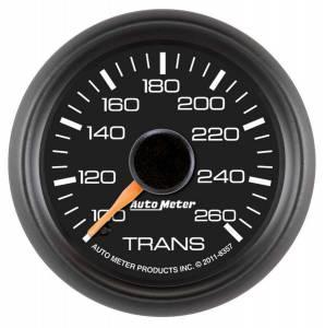 AUTO METER #8357 2-1/16 Trans Temp Gauge - GM Diesel Truck