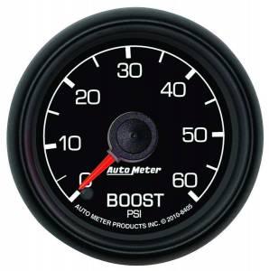 AUTO METER #8405 2-1/16 Boost Gauge - 0-60psi