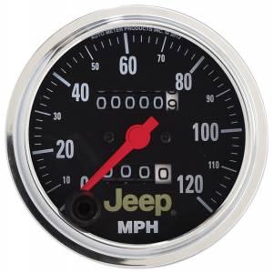 AUTO METER #880245 3-3/8 120MPH Speedo - Jeep Series