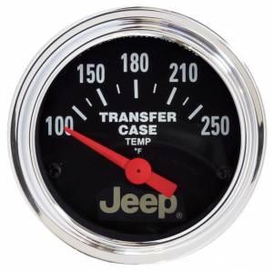 AUTO METER #880430 2-1/16 Transfer Case Temp Gauge - Jeep Series