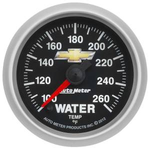 AUTO METER #880446 2-1/16 Water Temp Gauge GM COPO Camaro