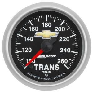AUTO METER #880448 2-1/16 Transmission Temp Gauge GM COPO Camaro