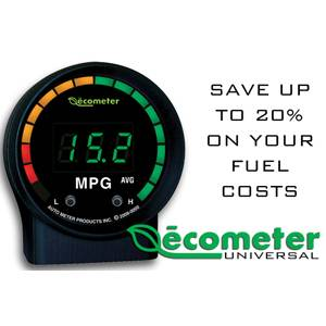 AUTO METER #9105 Ecometer/Universal OBDII