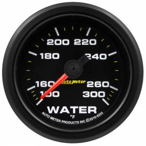 AUTO METER #9255 2-1/16 Gauge Water Temp 0-300F