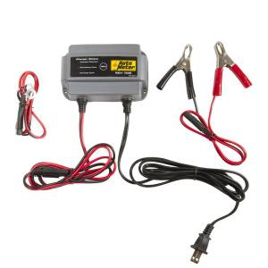 AUTO METER #BEX-1500 Battery Charger 12-Volt 1.5 Amps