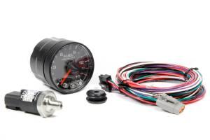 AUTO METER #P315328 Spek-Pro 2-1/16 Fuel Press. Gauge w/Peak Mem.
