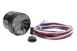 AUTO METER #P344328 Spek-Pro 2-1/6 Gauge Voltmeter w/Peak Mem.