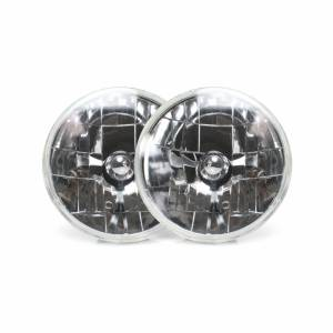 AUTO-LOC #AUTLENA1AS Snake-eye 7 Inch Halogen Lens Assembly Pair