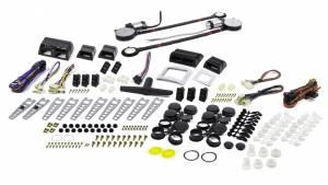 AUTO-LOC #AUTPW4650 Deluxe 2 Door Power Window Kit