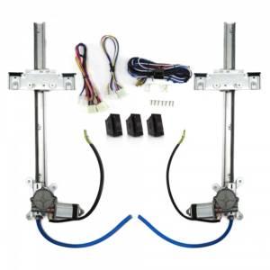 AUTO-LOC #AUTPW55033 Power Window Kit With Switches