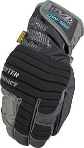 MECHANIX WEAR #MCW-WA-008 Winter Impact Glove Sml Black Cold Weather