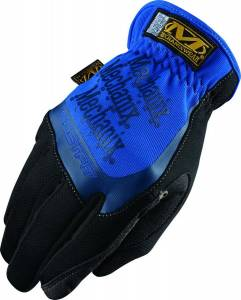 MECHANIX WEAR #MFF-03-011 Fast Fit Gloves Blue X-Large