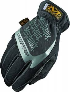 MECHANIX WEAR #MFF-05-009 Fast Fit Gloves Black Medium