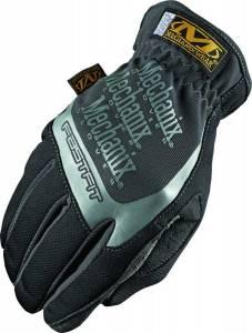 MECHANIX WEAR #MFF-05-010 Fast Fit Gloves Black Large
