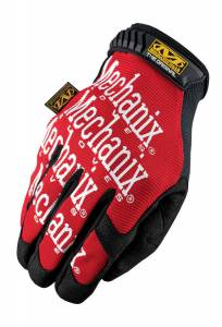 MECHANIX WEAR #MG-02-009 Mech Gloves Red Med