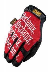 MECHANIX WEAR #MG-02-010 Mech Gloves Red Lrg