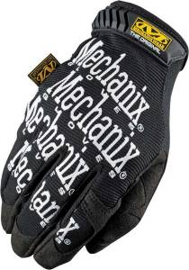MECHANIX WEAR #MG-05-010 Mech Gloves Black Lrg