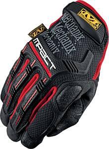 MECHANIX WEAR #MPT-52-010 M-pact Gloves Red Lrg