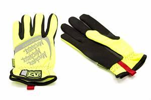 MECHANIX WEAR #SFF-91-009 Fast Fit Gloves Yellow Med