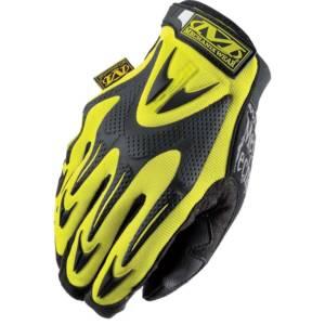 MECHANIX WEAR #SMP-C91-010 Glove M-Pact Cut 5 Hi- Viz Large