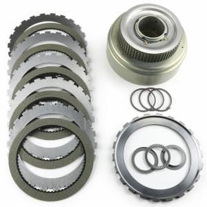 COAN #COA-22815 Aluminum Direct Drum Assembly 7075 Billet Alm