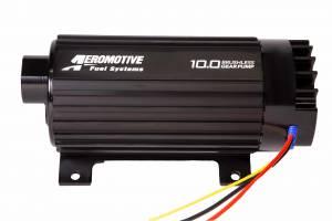 AEROMOTIVE #11198 Fuel Pump TVS In-line 10.0 Brushless Spur