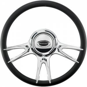 BILLET SPECIALTIES #P30017 Steering Wheel 14in Profile Fury