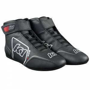 K1 RACEGEAR #24-GTX-N-7 Shoe GTX-1 Black / Grey Size 7
