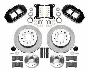 WILWOOD #140-15948 Brake Kit Front GM C1500 88-98 5 Lug 12.19in Rtr