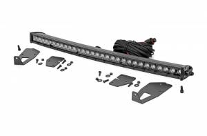 ROUGH COUNTRY #70702 Ford 30in LED Hidden Grill Kit (17-19 F-150 Rap