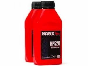 HAWK BRAKE #HP520 Brake Fluid Street 500ml