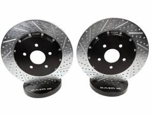 EradiSpeed+ Rear Rotors