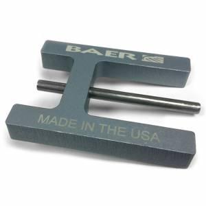 BAER BRAKES #6801279 Master Cylinder Push Rod Length Gauge