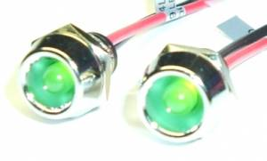 FASTRONIX SOLUTIONS #304-007 LED GREEN INDICATOR LIGHTS