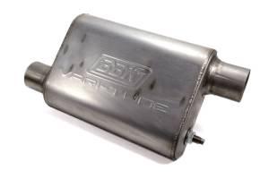 BBK PERFORMANCE #31015 Varitune Adjustable S.S. Muffler 2-1/2in Dia.